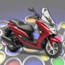 Les codes de peintures scooter