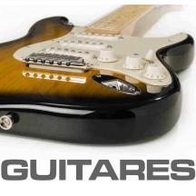 Les peintures pour les guitares