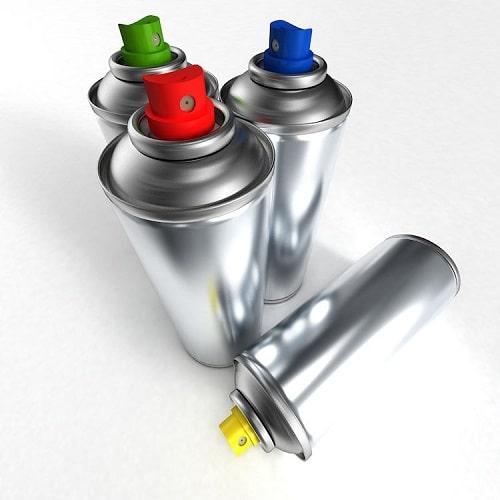Aérosol - Bombe de peinture