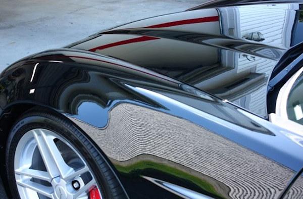 vernis brillant haute résistance nano-céramique