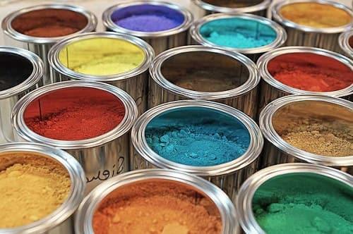 Code couleur de peinture moto