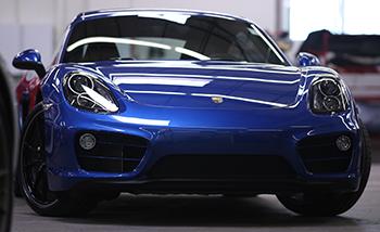 faites votre teinte Porsche en toute confiance avec StardustColors