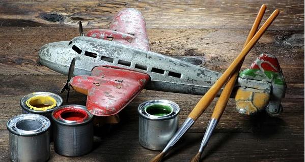 Peinture modèle réduit - Peinture maquette avion