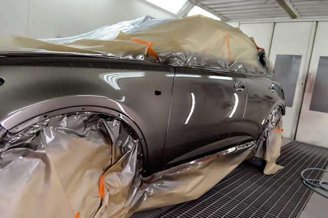 BesaGlass vernis automobile UHS