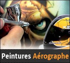 Peintures pour Aérographes
